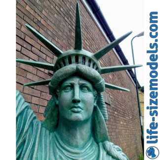 Statue of Liberty 8.75ft 3D Realistic Model