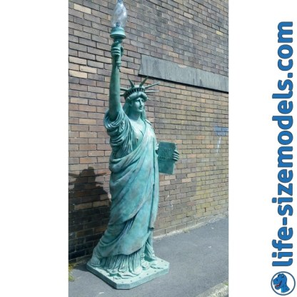 Statue Of Liberty 8.75ft 3D Realistic Statue
