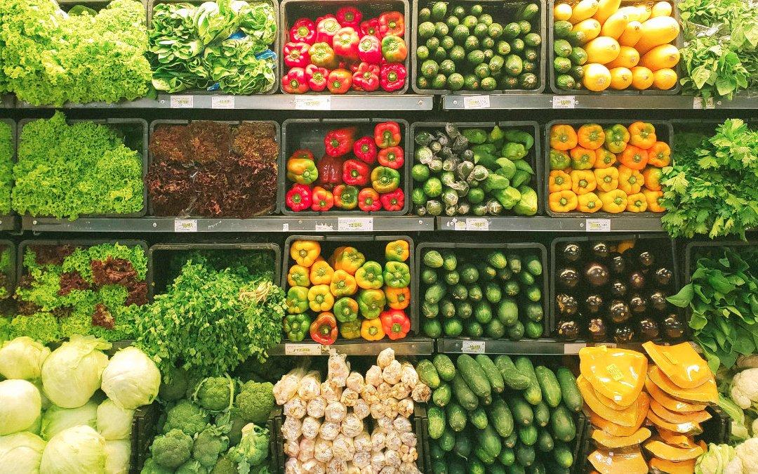 為免疫力打底的飲食建議:菜籃採購原則!