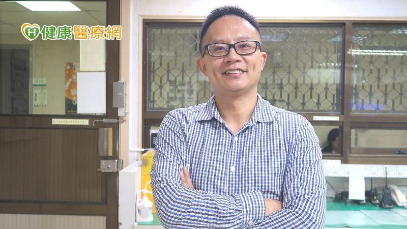 楊重源醫師:成為別人生命的貴人,是一件很幸福的事