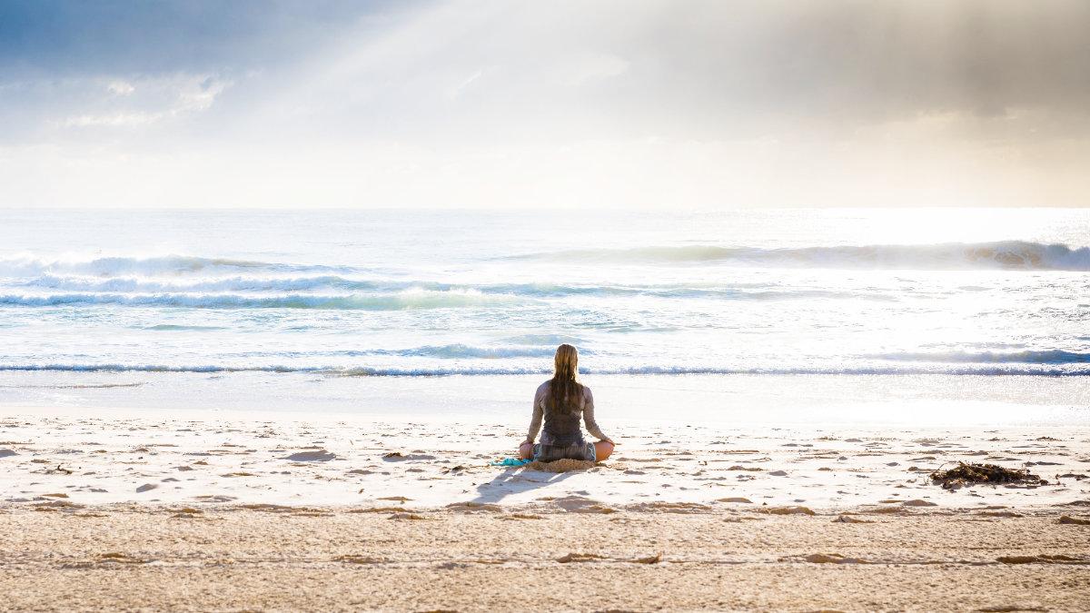靜坐冥想-療癒身心-傾聽
