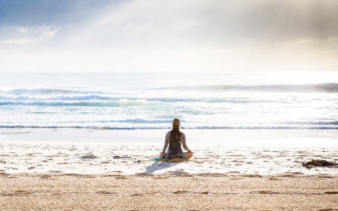 傾聽自己的聲音 靜坐冥想如何療癒身心?