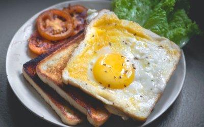 避免肌肉流失 早餐蛋白質吃足 20~35 公克!