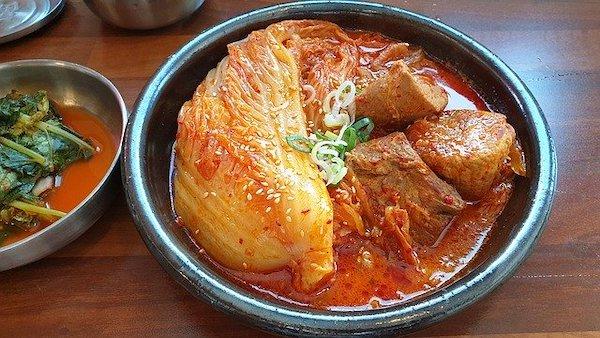 GABA-自律神經-韓式泡菜