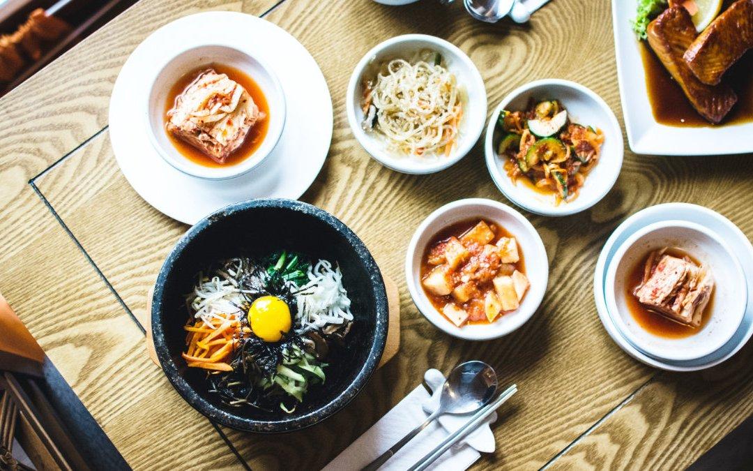 紓壓推薦吃這三種食物 韓式泡菜、鹽地番茄與發芽玄米