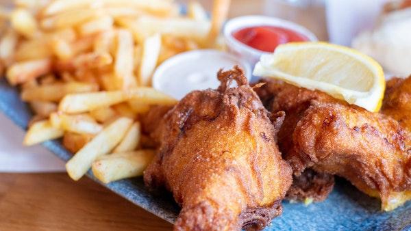 抗糖化飲食-炸雞