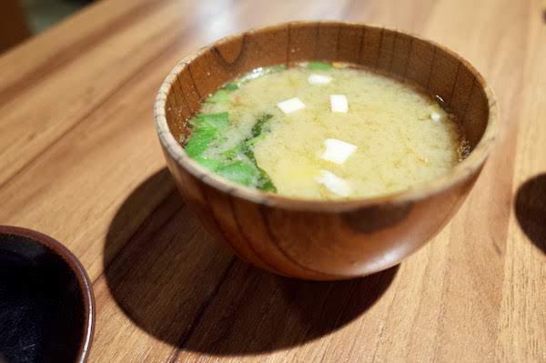 味噌-味噌湯