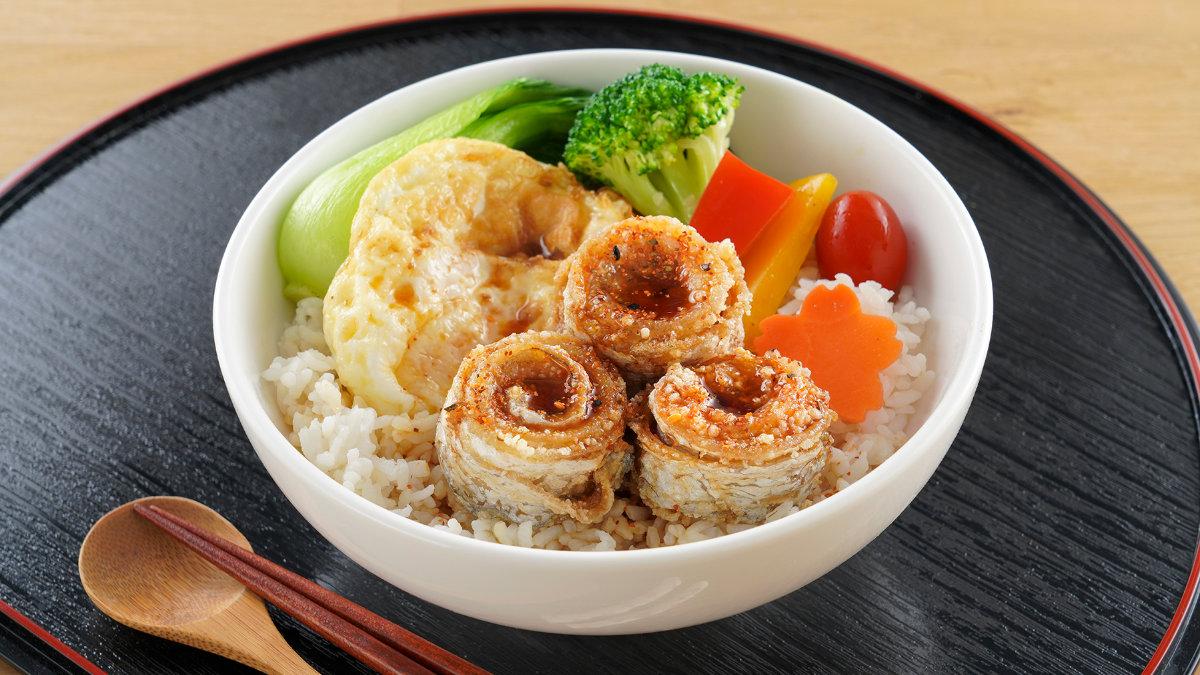 乾煎白帶魚卷