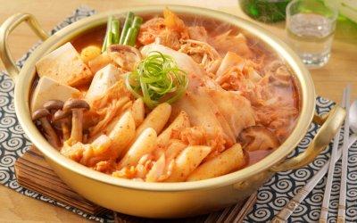 鍋底系列 韓式泡菜鍋