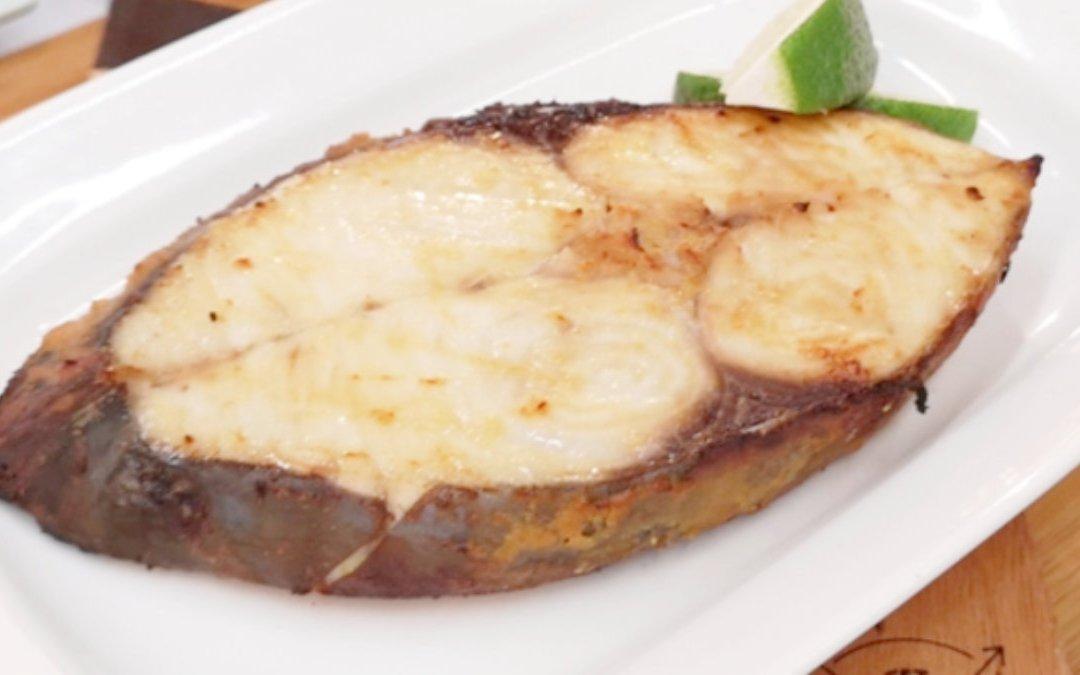 氣炸鍋料理 氣炸土魠魚排