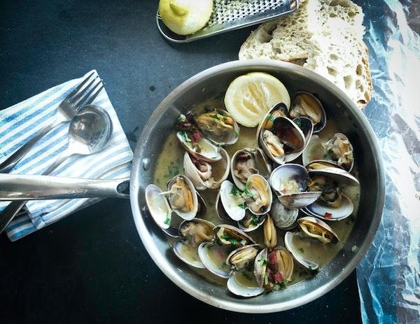 間歇性斷食-地中海飲食-內臟脂肪-海鮮