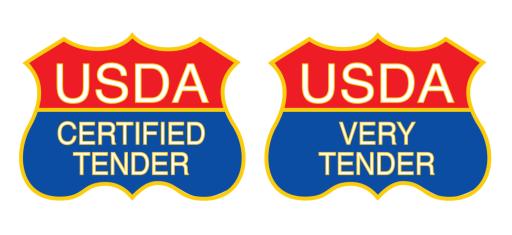 美國牛肉分級-Tender