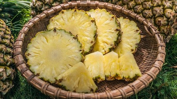 鳳梨-品種-一份重量-一百公克