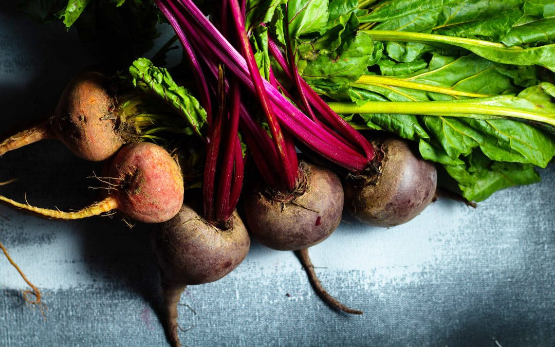 10 種蔬菜的硝酸鹽對高齡女性的心血管有幫助?