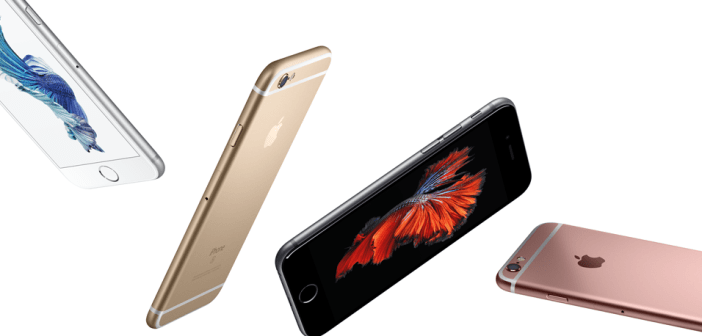 Apple launches iPhone 6S and 6S Plus, Apple Watch OS2, iPad Pro, Apple TV