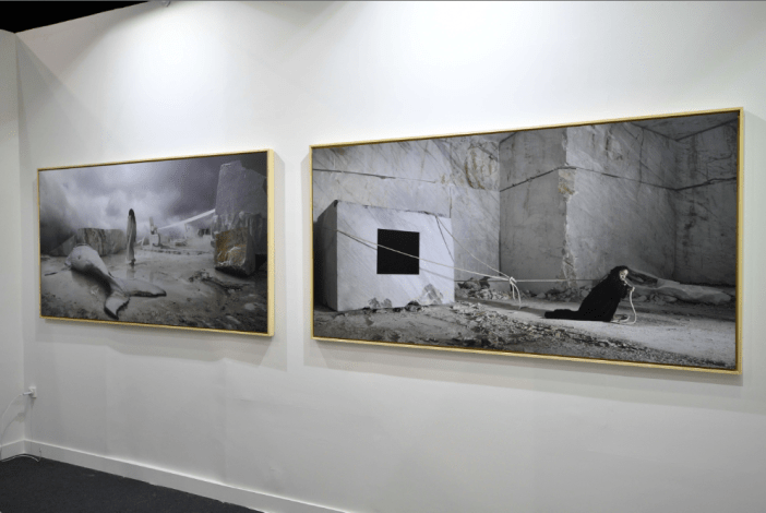 Galleria Pack from Italy displays the photography of Matteo Basile| photo: Greg Demarque