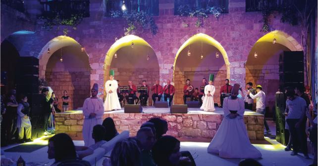 The dark horse of Lebanon's festival circuit