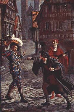 文學與音樂中的浮士德 — 馬格麗特的象徵