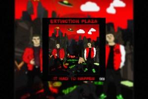 Extinction Plaza tasuta album - Pärnu juurtega uue kooli räpp
