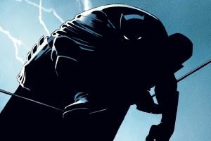 Paneelide Vahel - The Dark Knight Returns