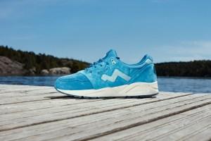 """Rootsi Sneakersnstuff ja Soome Karhu koostöö kets """"The land of a thousand lakes"""""""