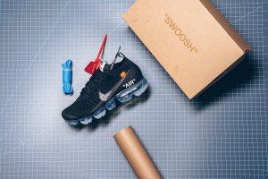 Uus OFF WHITE + Nike Air Vapormax