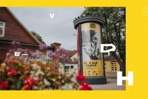 Viljandi BASH 2018 visuaalne identiteet by Hooligan Hamlet
