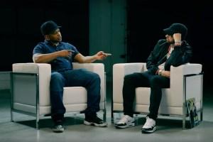 """Eminem annab kauaoodatud intervjuu peale uue albumi """"Kamikaze"""" ilmumist"""