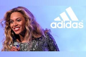 adidas ja Beyonce alustasid suurejoonelist koostööd