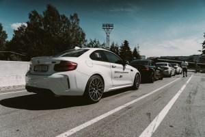 TESTHAMLET: BMW M TOWN ringrajapäev Riias