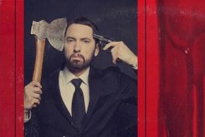 """Plaadiarvustus: Eminem """"Music To Be Murdered By"""" otsib ühist keelt kaasaegse räpiga"""