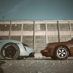 "#LÄBIKLAASI – Porsche ""Discover the unknown"" võttemeeskond Tallinnas"