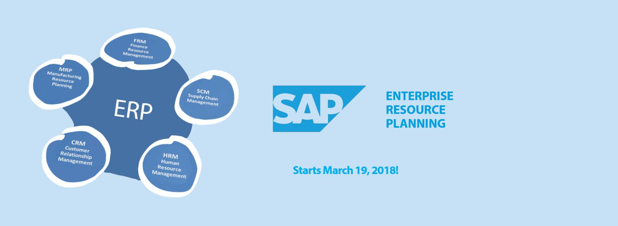 hight resolution of sap enterprise resource planning