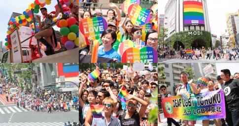 「ゲイパレード 代々木公園」の画像検索結果