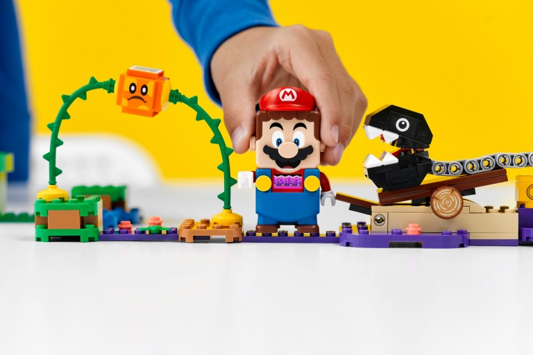 LEGO and Nintendo Build More Adventures For LEGO Super Mario™ World - Life is Ohsem