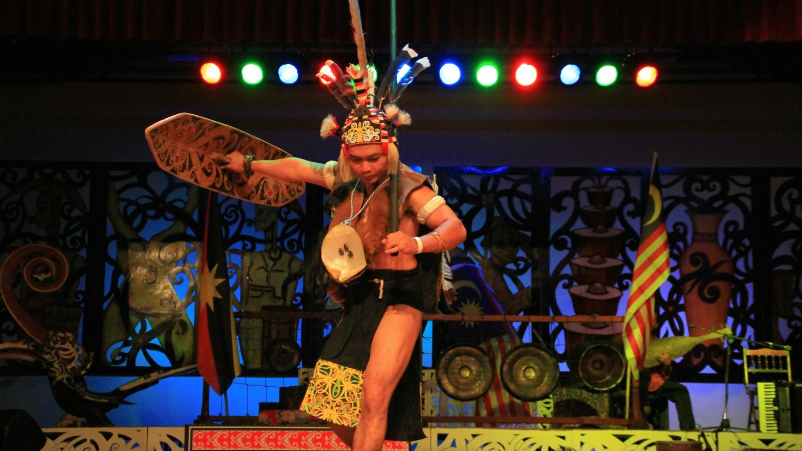 Borneo's Famous Rainforest World Music Festival 2021 Goes Virtual