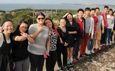CHIBA Institute of Science Exchange Programme, 28 September to 5 October 2015.