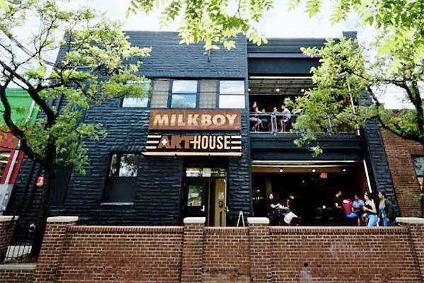 Milkboy Art House