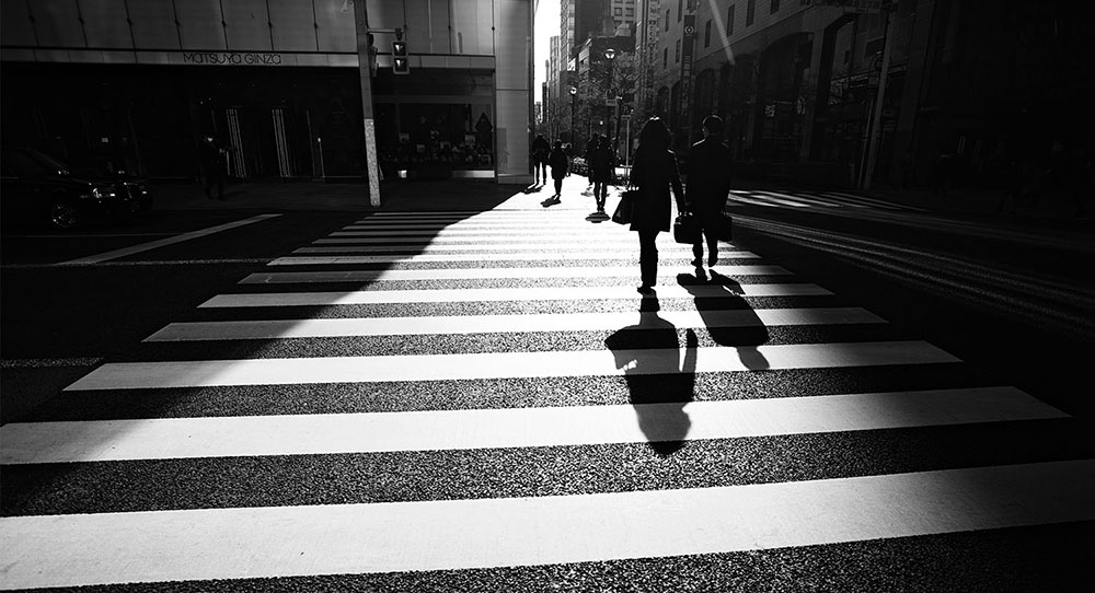 commute crosswalk