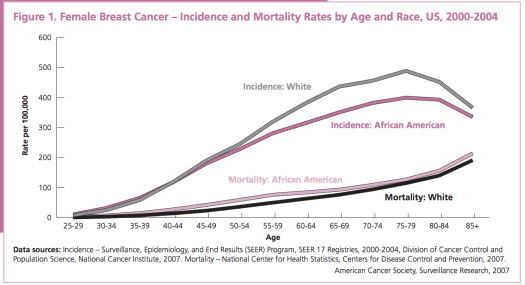 breast cancer data 2007-2008