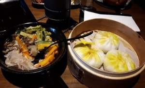 Ten food quotes and a Bibimbap bowl