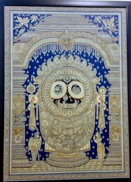 Pattachitra Jagannath