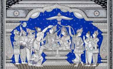 Pattachitra:  This spectacular art of Odisha will mesmerize you