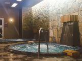 A soaking tub at Island Spa. ~Courtesy of Island Spa