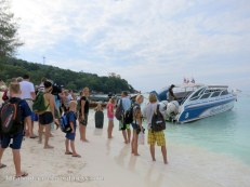 Speedboat to Koh Lanta