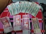 """Myanmar currency - Kyat (pronounce as """"chat"""")"""