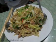 Fried noodle - Motherland Inn 2