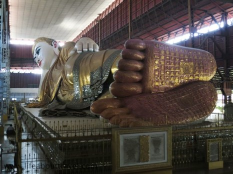 chaukhtatgyi pagoda