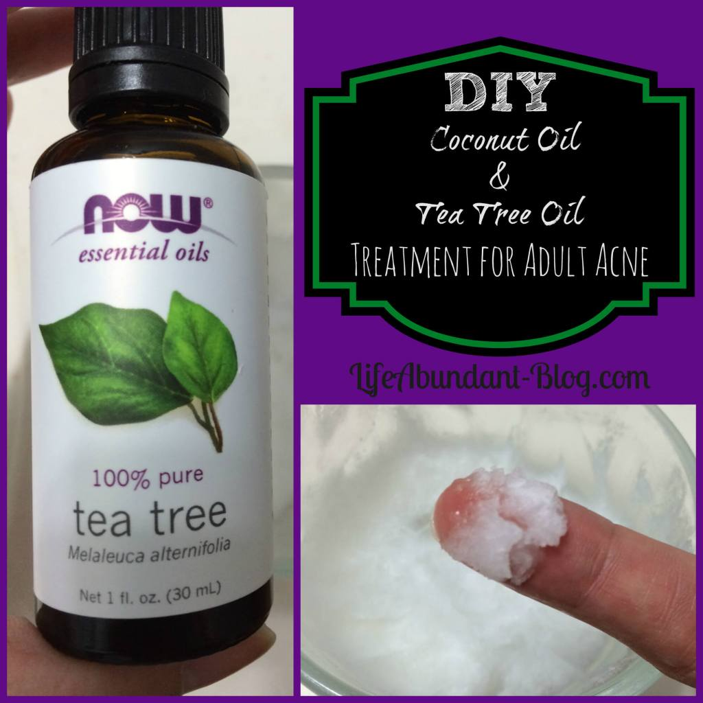 DIY Adult Acne Remedy
