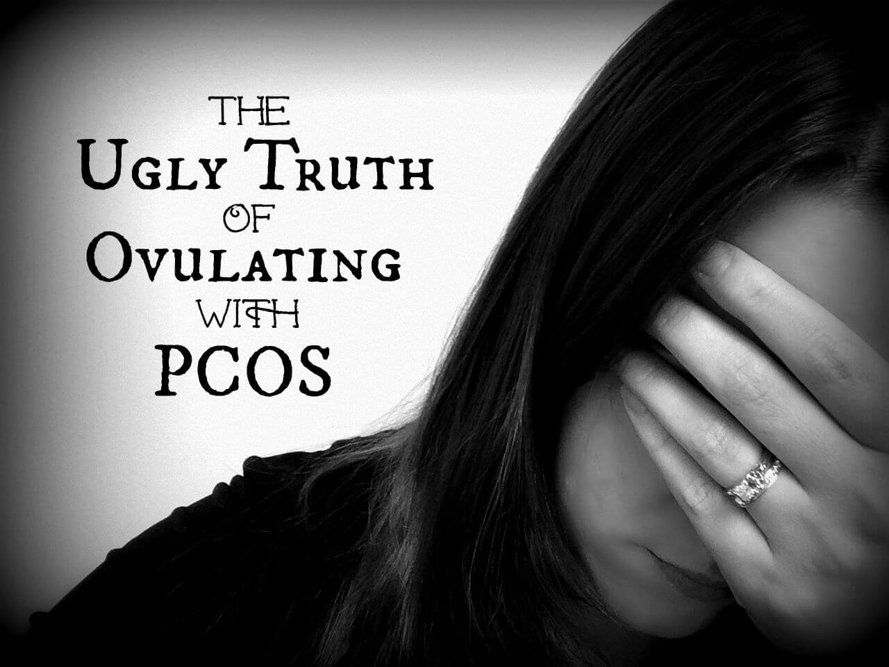 how to tell when ovulating pcos